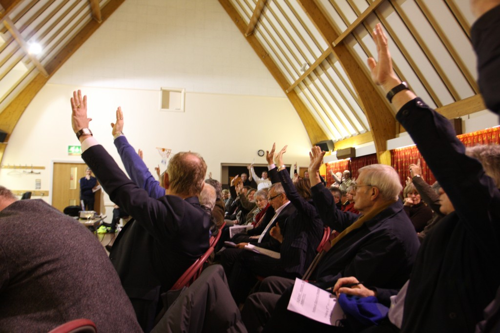 chalfont heights agm 2012