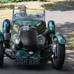 Ben Gordon Aston Martin Ulster