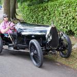 Edmund Burgess 1926 Bugatti Type 13 Brescia